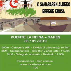 Cross de Reyes Pro Sahara 2019