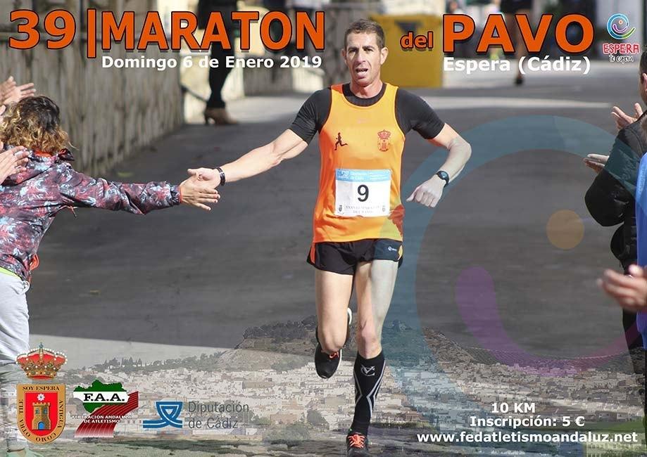 Maratón del Pavo de Espera 2019
