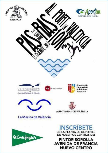 Pas Ras al Port de Valencia 2018