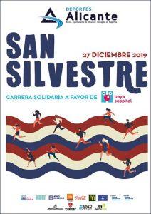 San SIlvestre de Alicante 2019