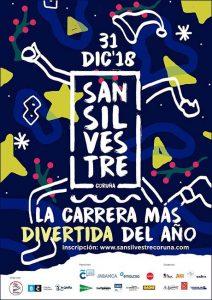 San Silvestre Coruña 2018