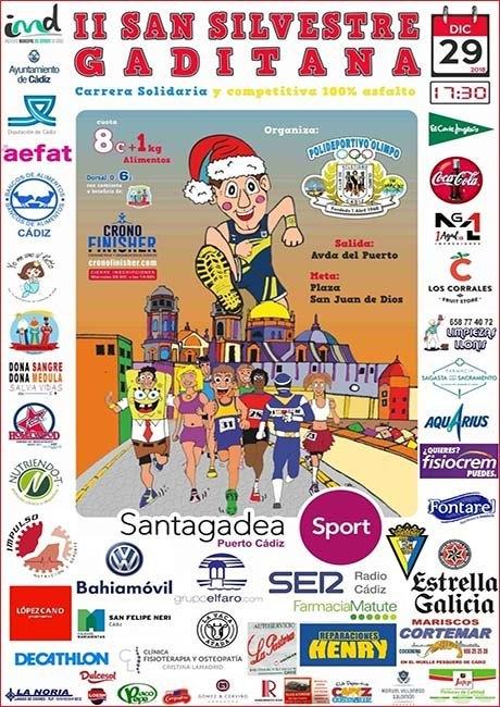 San Silvestre Gaditana 2018