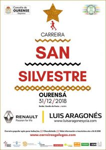 San Silvestre Ourensá 2018
