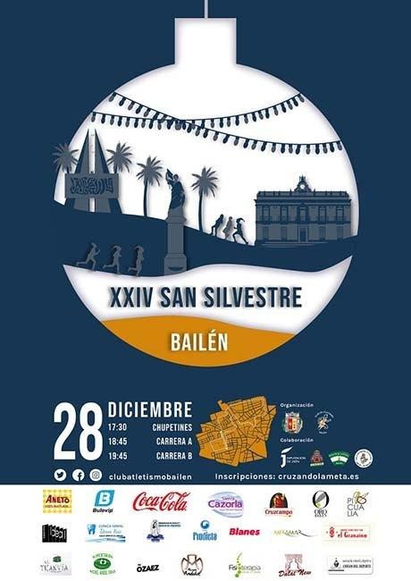 San Silvestre de Bailen 2019