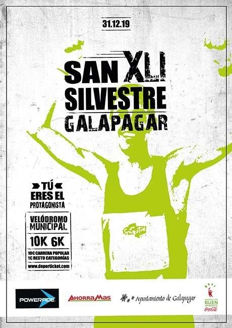 San Silvestre de Galapagar 2019