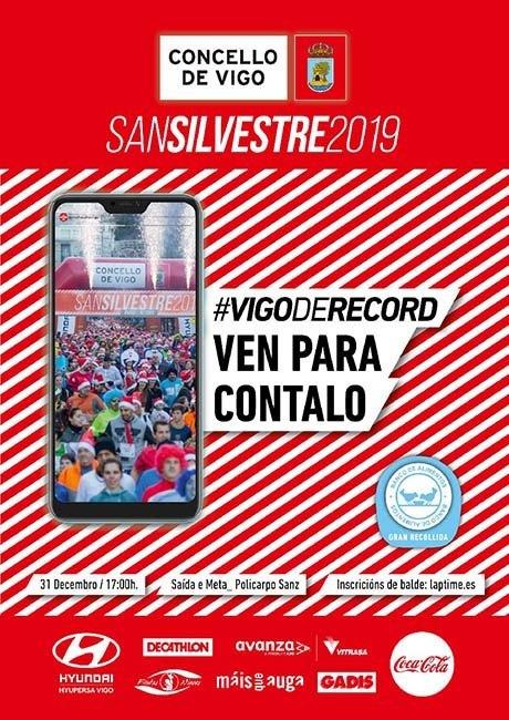 San Silvestre de Vigo 2019