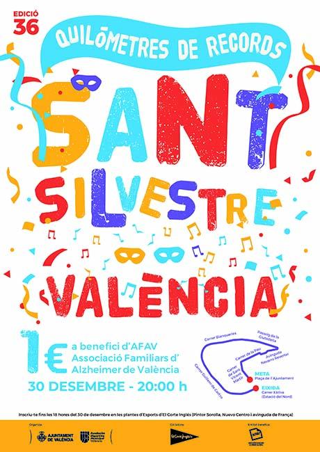 Sant Silvestre Popular Valencia 2019
