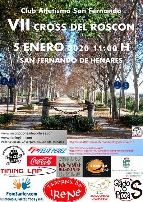Cros del Roscón de San Fernando de Henares 2020