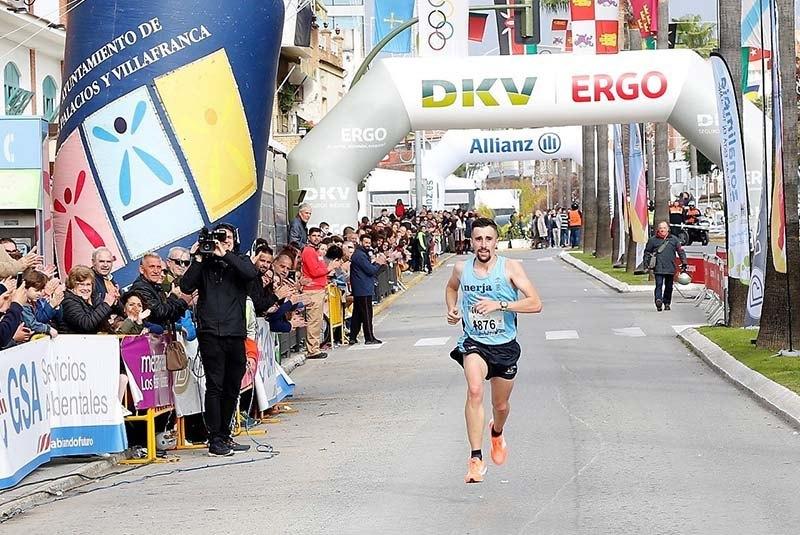 Resultados Media Maraton Sevilla Los Palacios 2018