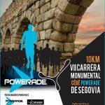 Carrera Monumental Cebe Powerade Ciudad de Segovia 2019