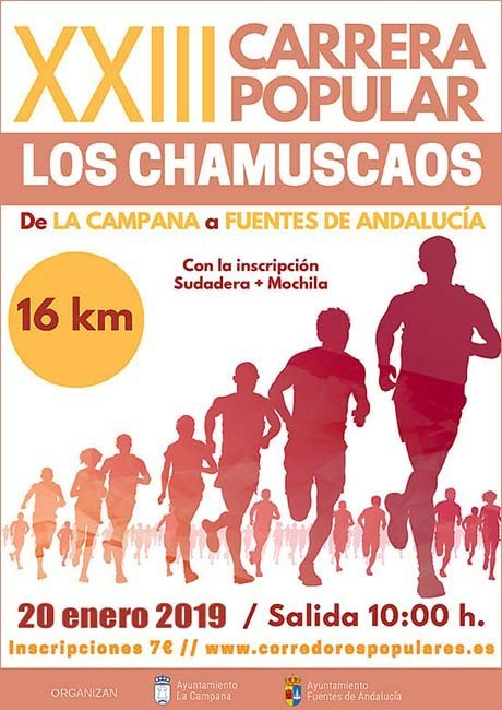 Carrera Popular Los Chamuscaos 2019