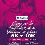 Corre por los Huerfanos de la Violencia de Genero 2019