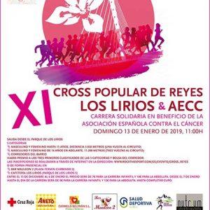 Cross Popular de Reyes de Los Lirios 2019
