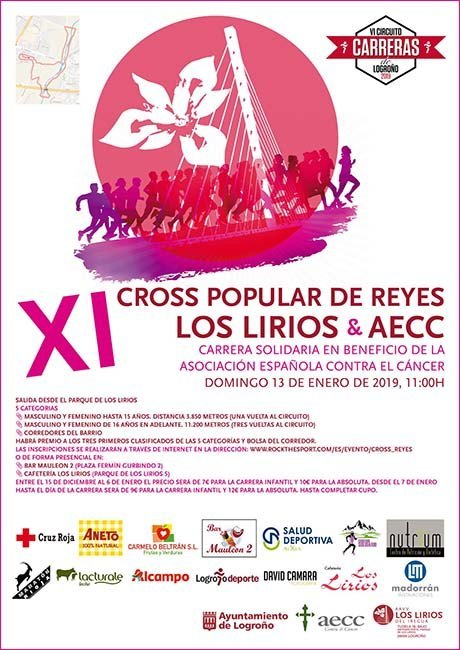 Cross Popular de Reyes de Los Lirios 2019