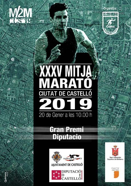 Media Maratón Ciudad de Castellón 2019