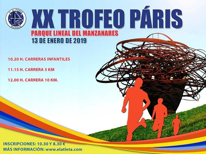 Trofeo Páris 2019