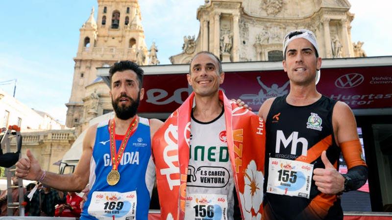 Clasificaciones Murcia Maratón 2020