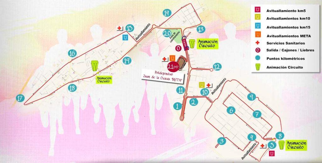 Media Maraton Ciudad de Getafe