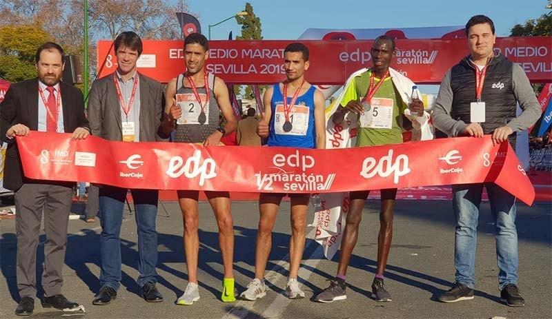 Media Maratón de Sevilla 2019