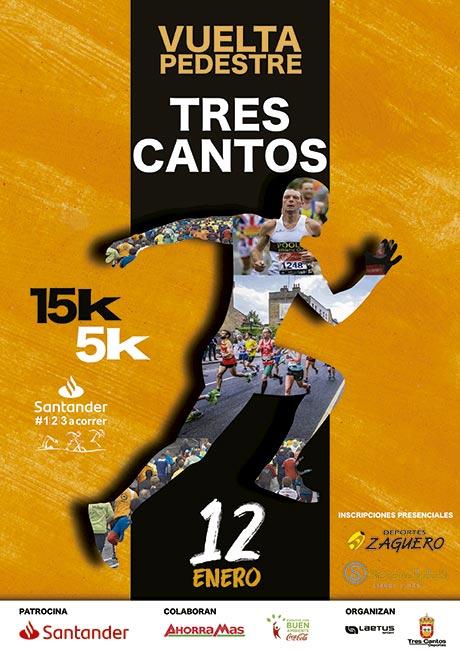 Vuelta Pedestre a Tres Cantos 2020