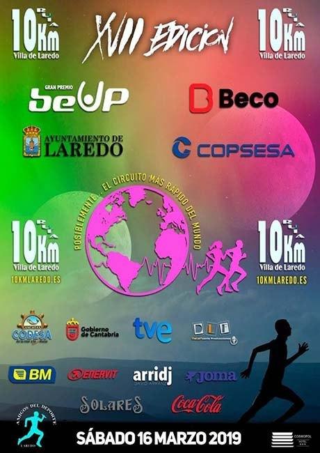 10 Km de Laredo 2019