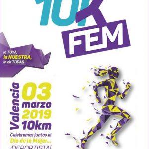 10KFem Valencia 2019