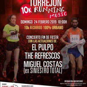 Villa de Torrejón 10K Running Music 2019
