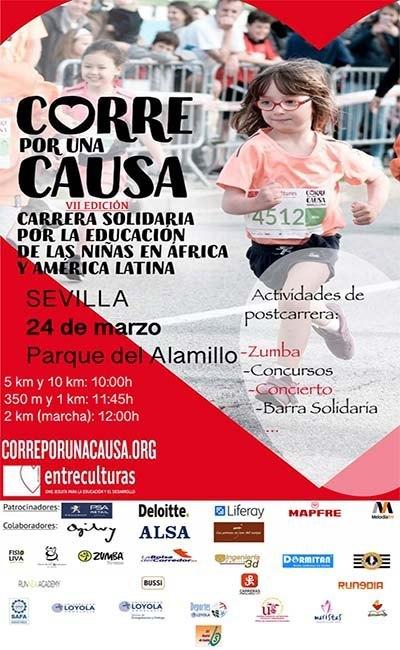 Corre Por Una Causa Sevilla 2019