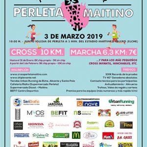 Cross Popular Perleta Maitino 2019