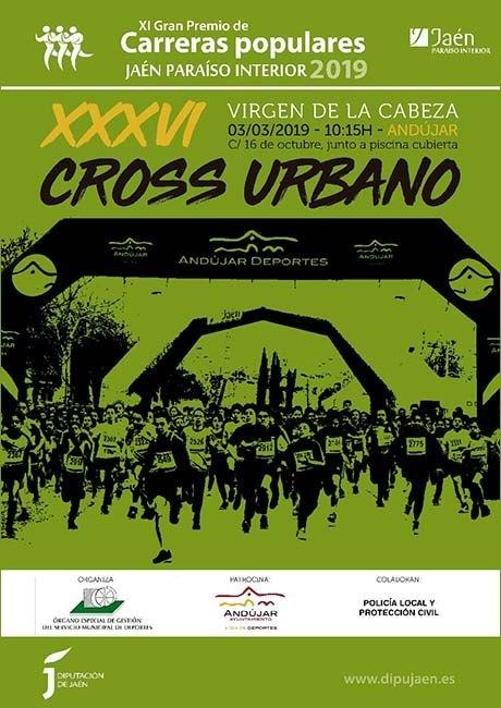 Cross Urbano Virgen de la Cabeza 2019