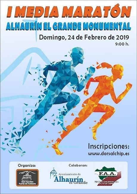 Media Maratón Alhaurín El Grande Monumental 2019