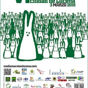 Media Maratón Ciudad de Lucena 2019