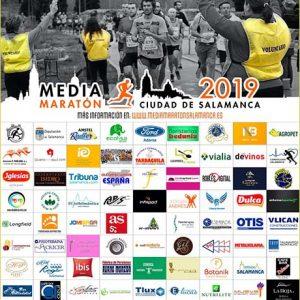Media Maratón Ciudad de Salamanca 2019