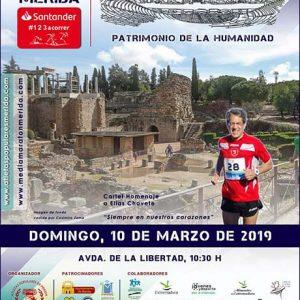 Media Maratón de Merida 2019