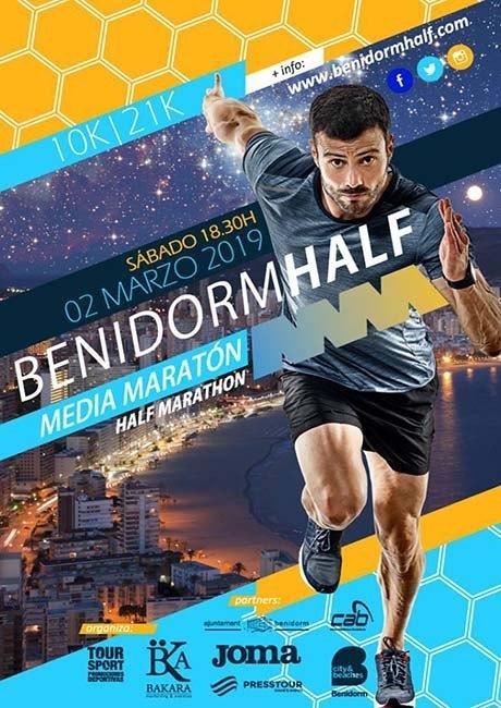 Media Maratón de Benidorm 2019