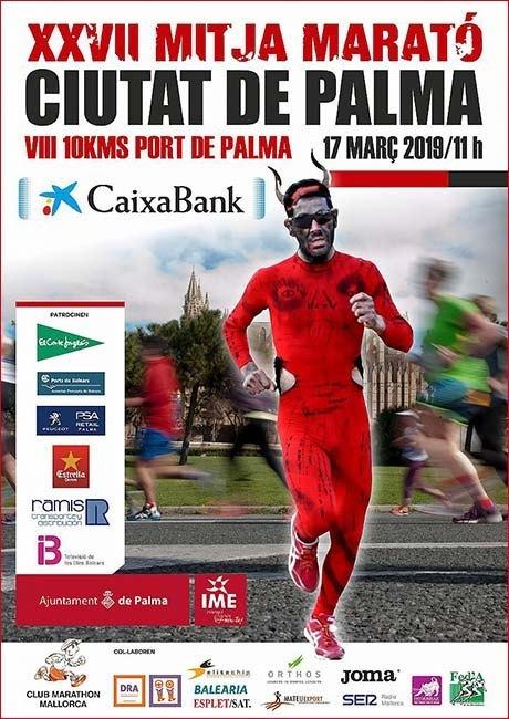 Mitja Marato Ciutat de Palma 2019
