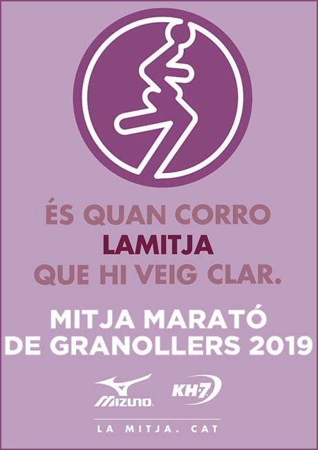Mitja Marató Granollers 2019