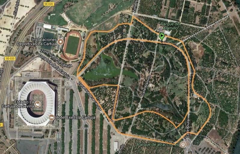 Corre Por Una Causa Sevilla