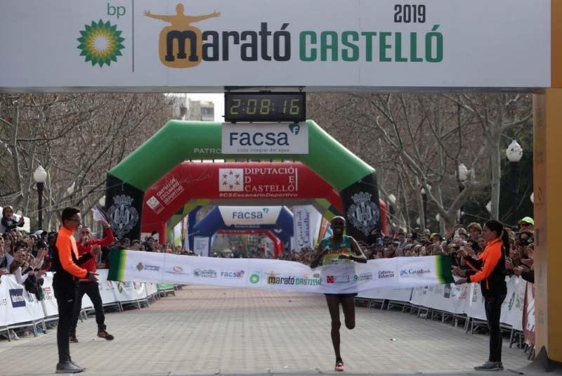 Maratón Castellon 2019