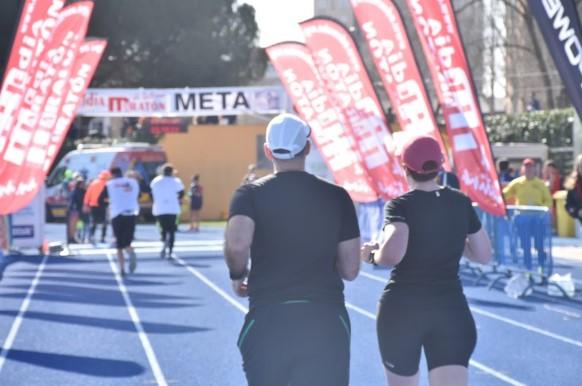 Resultados Media Maratón De Latina 2020