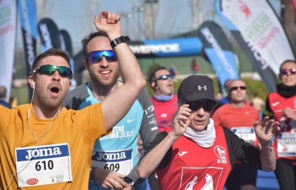 media maraton latina 2020
