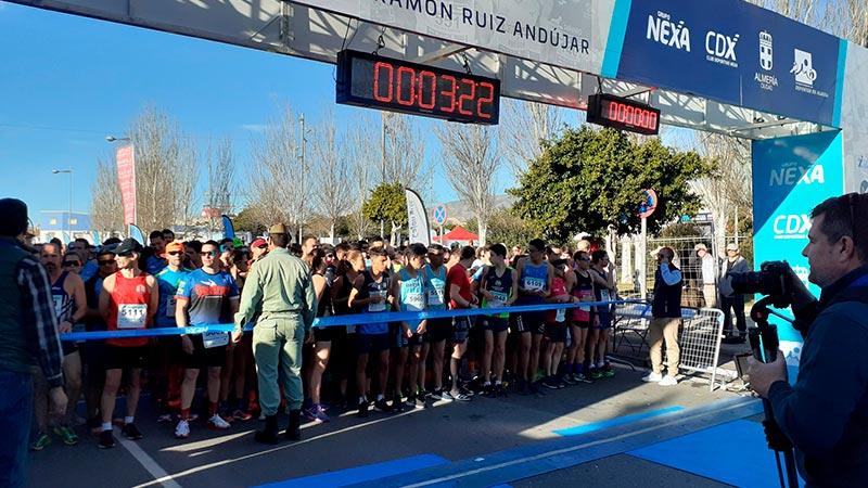 Resultados Media Maratón de Almería 2020