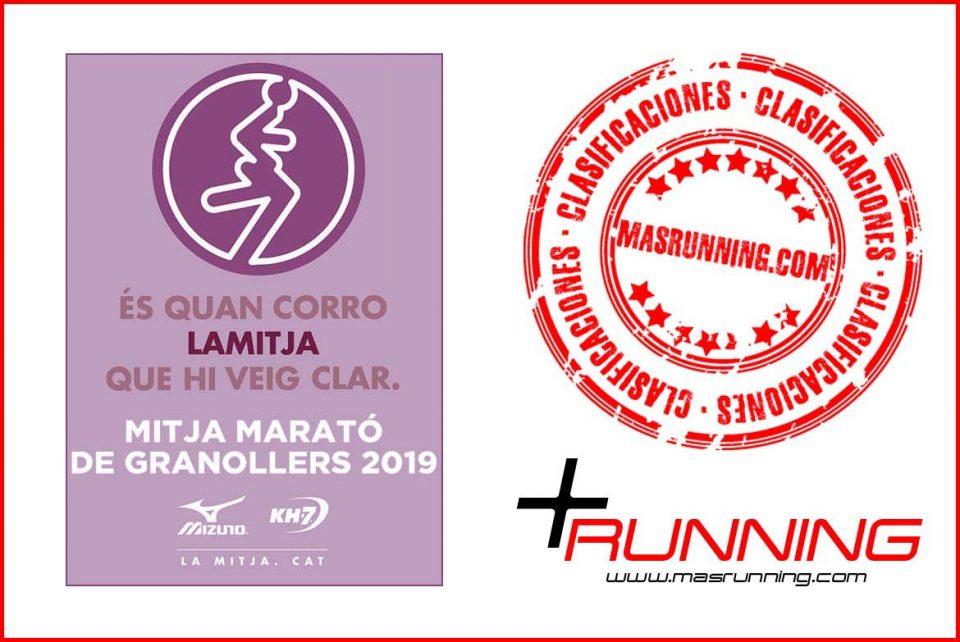 resultados Mitja Marató de Granollers 2019