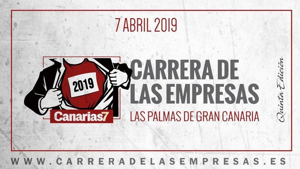 Carrera de las Empresas de Gran Canaria 2019