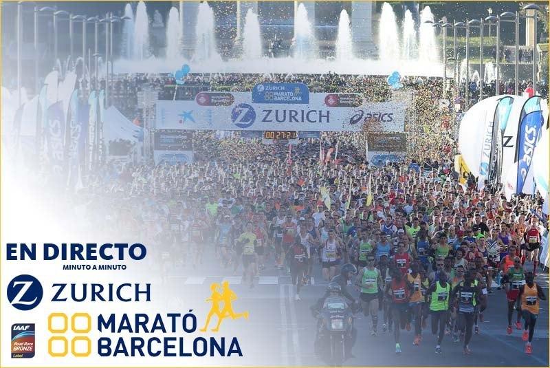 En directo Zurich Marató Barcelona 2019illa-2019/