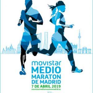 Medio Maratón de Madrid 2019