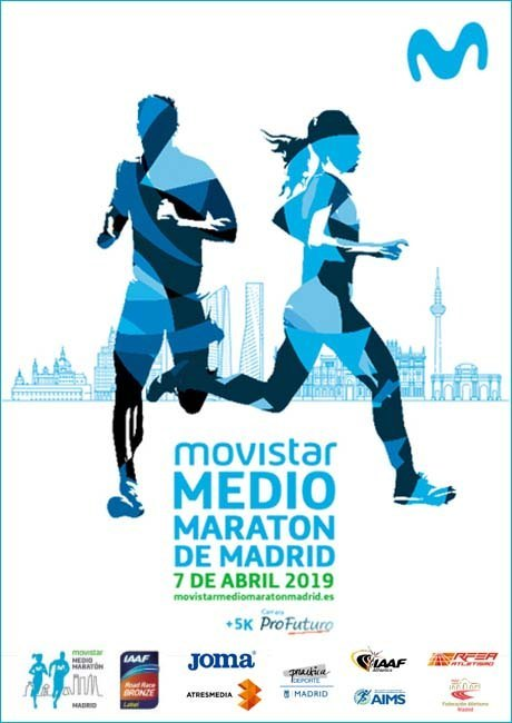 Medio Maratón de Madrid 2019