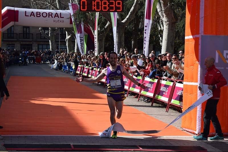 Resultados Media Maratón de Salamanca 2019
