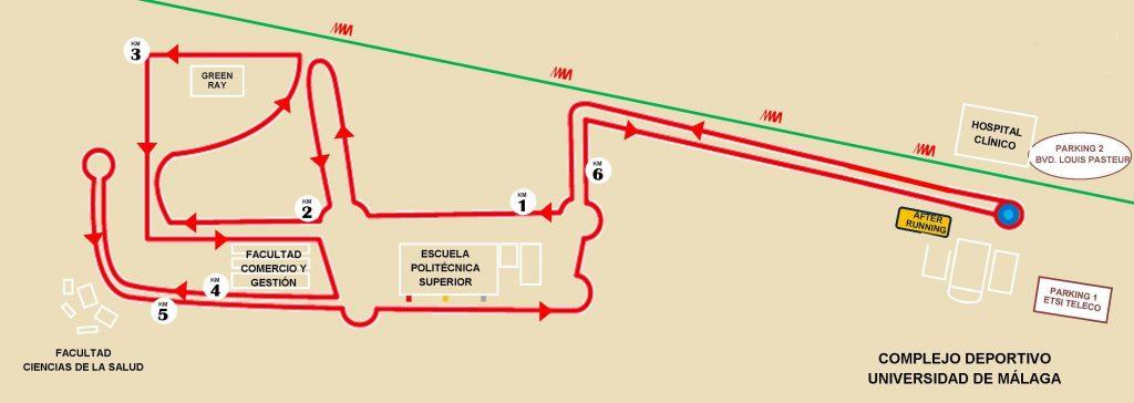Carrera We Are Ready Málaga 2019r