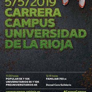 Carrera Campus Universidad La Rioja 2019